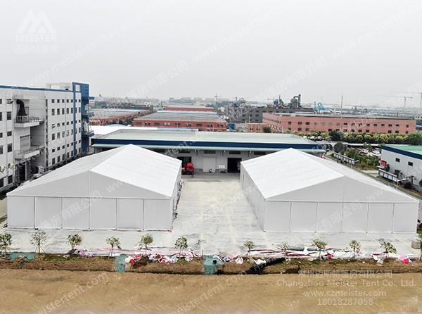 仓储仓库帐篷
